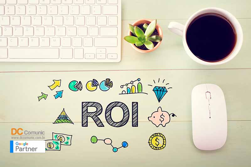 A importância do Marketing Digital para pequenas empresas ROI
