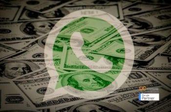 como o whatsapp ganha dinheiro