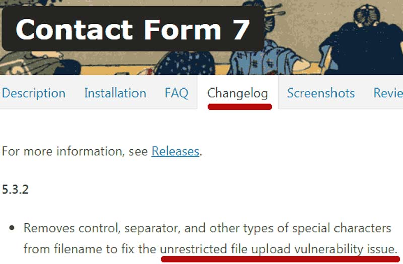 Vulnerabilidade de upload irrestrito de arquivo