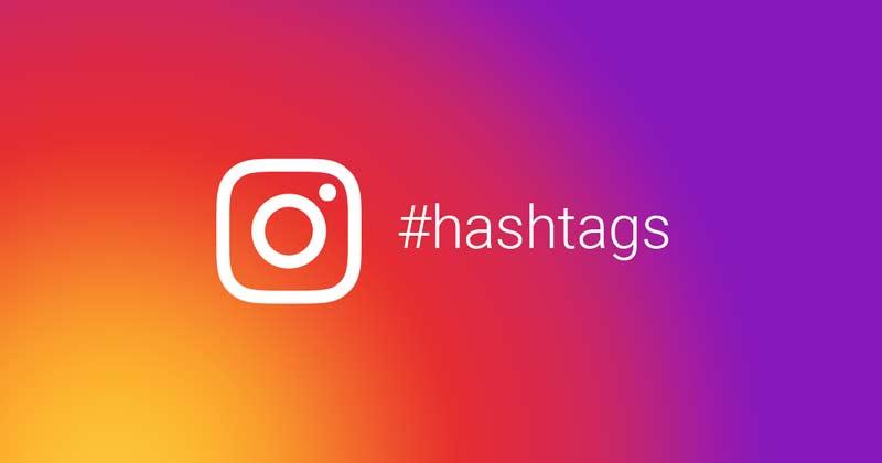 como usar hashtags no instagram para ganhar seguidores