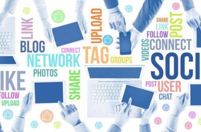 As #9 Redes Sociais Mais Utilizadas do Mundo