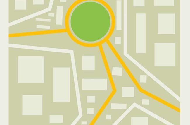 Geolocalização, serviço extremamente útil para o mercado imobiliário